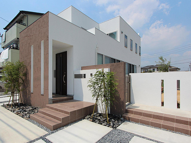 こだわりの家の外構デザイン D S Casa タカショー リフォームガーデンクラブ